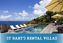 St Bart�s Luxury Beach Villa Rentals