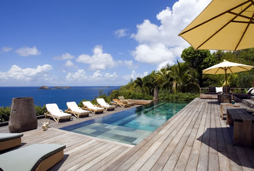 Luxury Villa St Bart's