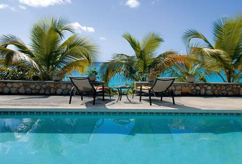 Baie Longue Beach House Rental