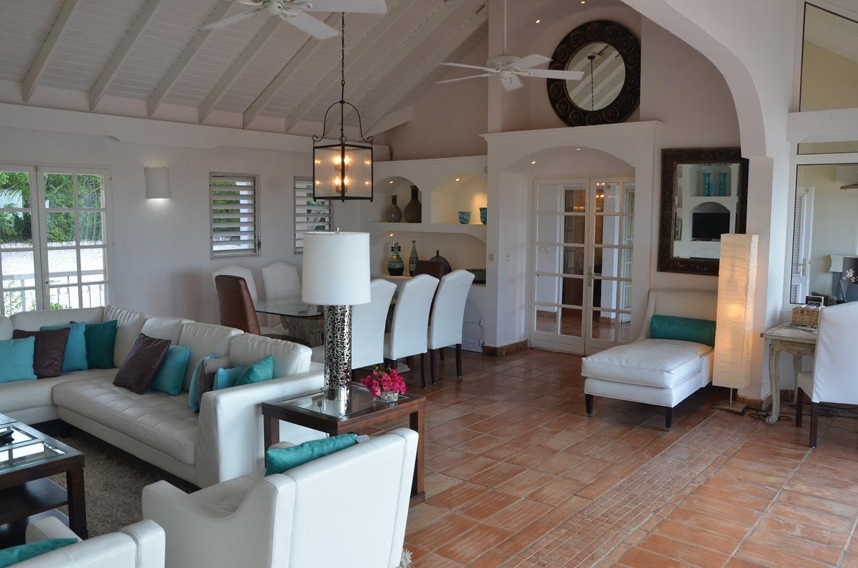 Jardin Creole Villa