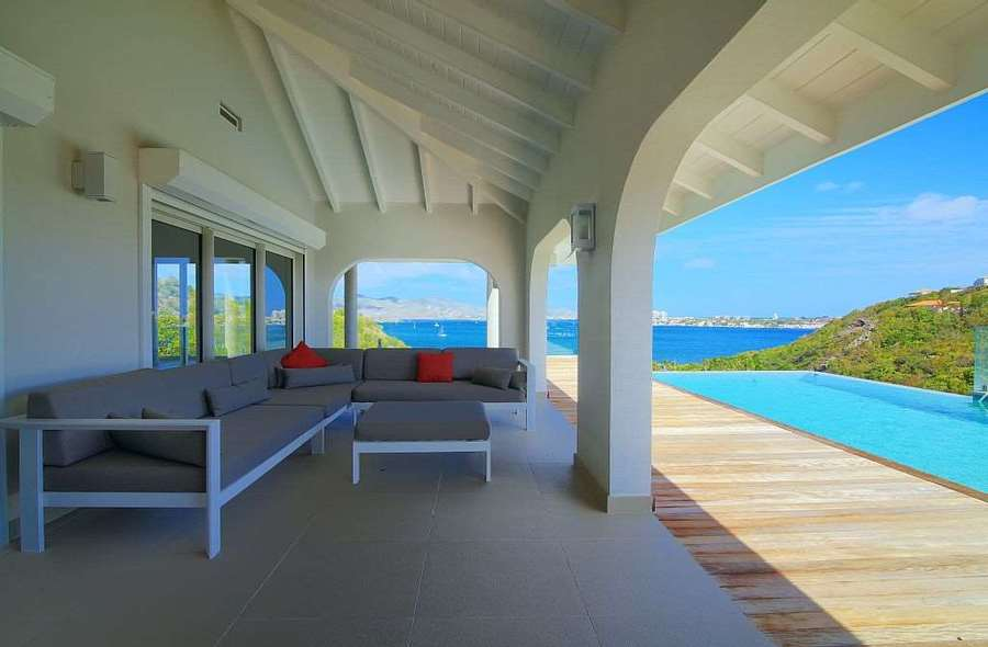 Imagine Villa St Martin