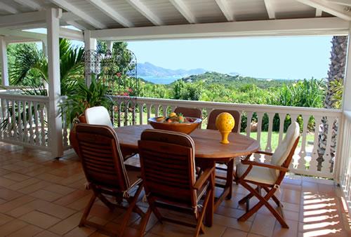 Sol E Luna Villa Rental