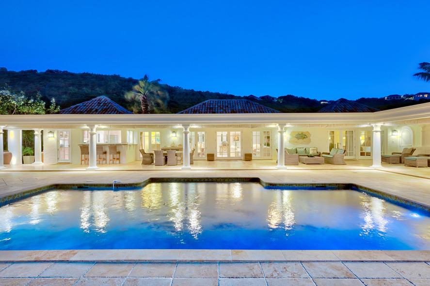 Beau Rivage Villa