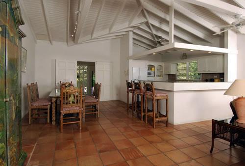 Soleil Couchant villa Rental