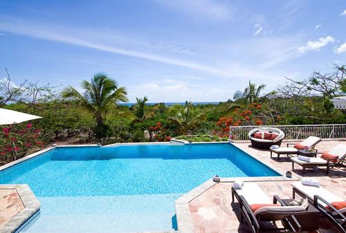 Jardin Creole Villa Rental