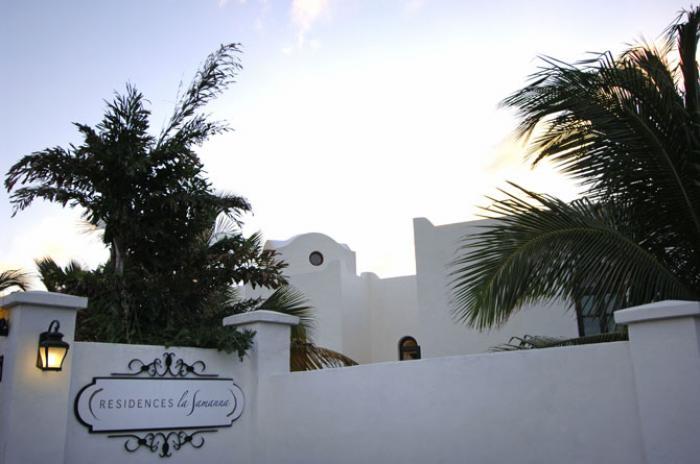 Sucrier - La Samanna Villas