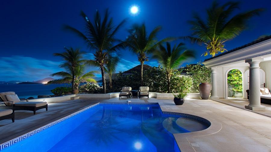 Les Palmiers Villa Rental