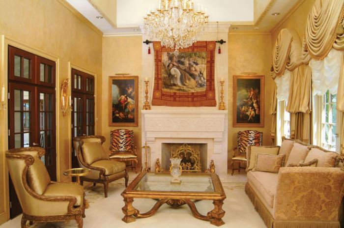 Château Des Palmiers Villa