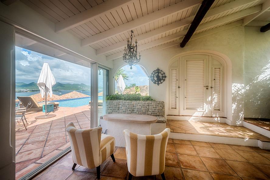 Le Rocher Villa