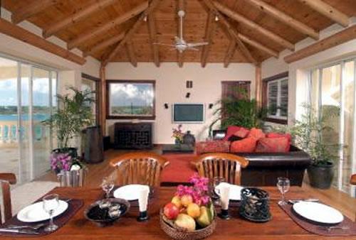 Spy Glass Hill Villa Rental
