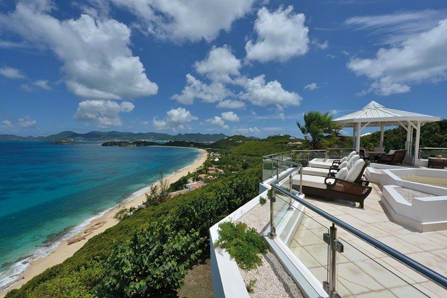 Marine Terrace Villa